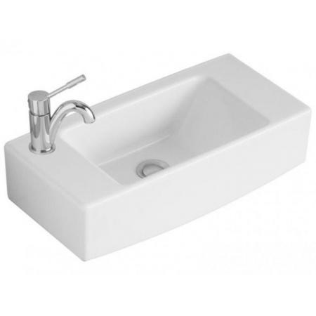 Villeroy & Boch Pure Basic Umywalka wisząca 52,5x25 cm biała Star White Ceramicplus 731353R2