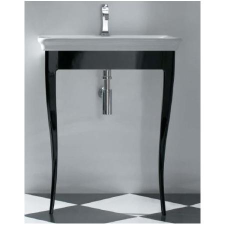 Globo Relais Nogi do umywalki 73x50x86 cm, czarne ST080NE