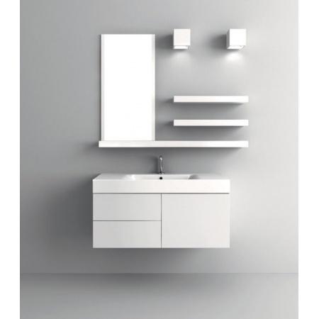 Kerasan Cento Szafka podumywalkowa 100x45 cm, biały połysk 915501