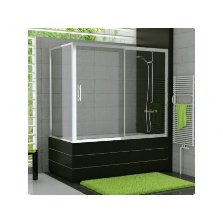 Ronal Top-Line Ścianka boczna do parawanu - 70 x 150 cm biały Szkło Master Carre (TOPV07000430)