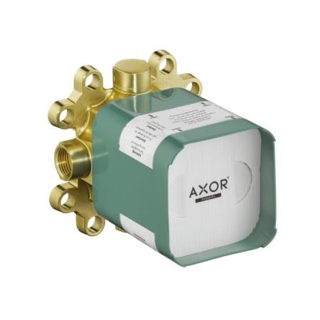Axor Zestaw podtynkowy dla LampShower Nendo 1jet i Głowicy prysznicowej Axor 240 Front 2jet, 26909180