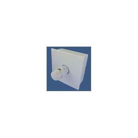 Schlosser kasetowy zawór termostatyczny do ogrzewania podłogowego G3/4 biały 6032 00001