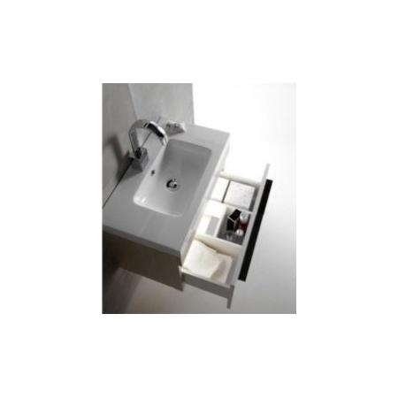 Bathco Bremen Zestaw mebli łazienkowych biały 10002RB