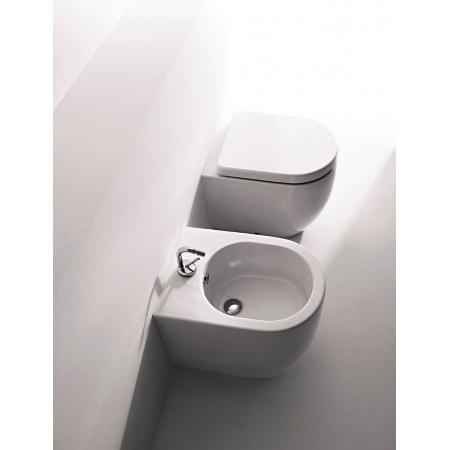 Kerasan Flo Bidet stojący 52x36 cm, biały 3120