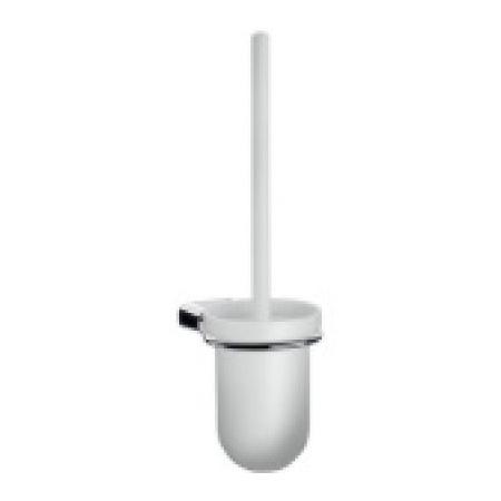 EMCO logo2 Szczotka do WC 9,8x15,2x36,6 cm, chrom 301500102