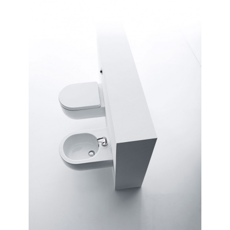 Kerasan Flo Bidet podwieszany 36x50 cm, biały 3125