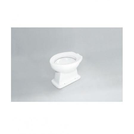 Flaminia Normale Miska WC stojąca dla dzieci z pionowym odpływem 38,5x31x30cm, biała G1013