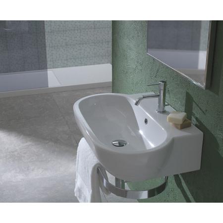 Globo Bowl Umywalka wisząca 70x46cm, biała SC070.BI