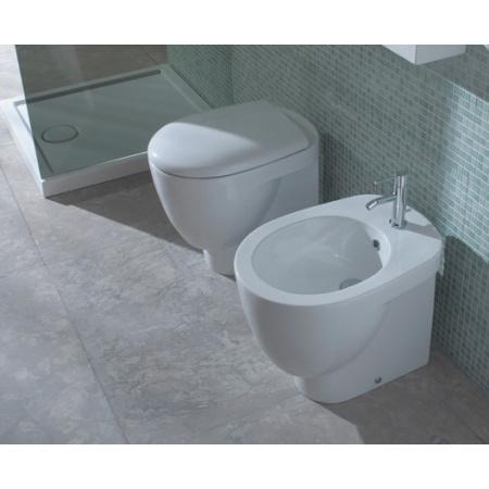 Globo Bowl Miska WC stojąca 52x38cm, biała SB004.BI
