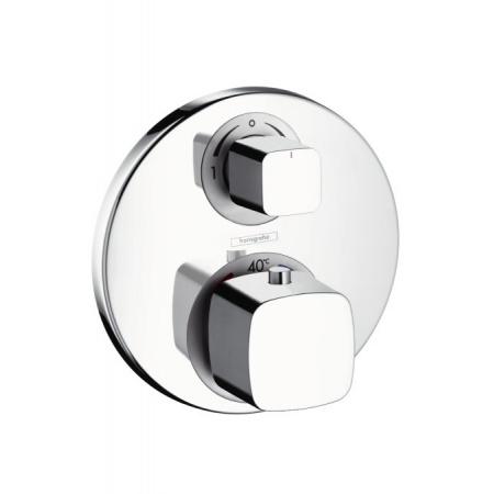 Hansgrohe Ecostat E Bateria wannowo-prysznicowa podtynkowa z termostatem, chrom 31573000