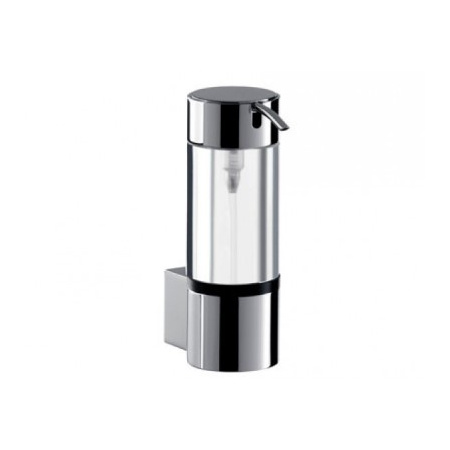 Emco System 2 Dozownik do mydła w płynie 5,2x11,7x14,8 cm, chrom 352100100