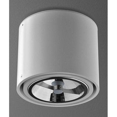 Aquaform Tuba 111 ON Lampa przysufitowa, biała 4561103