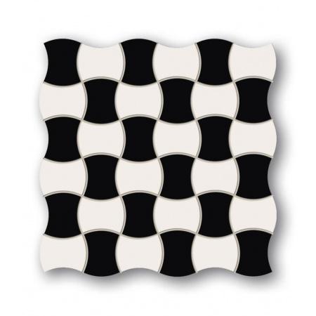 Tubądzin London Mozaika podłogowa 298x298 mm Bond Street 3 Gat.1