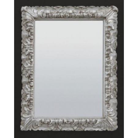 Art Ceram Italiana Lustro 70x90 cm, srebrna rama ACS00251