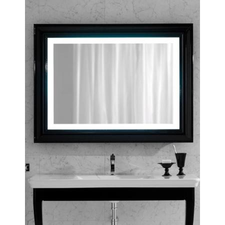Globo Relais Lustro 120x90x6 cm, czarne SP120NE