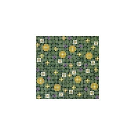 BISAZZA Primule 2 mozaika szklana zielona (BIMSZPR2)