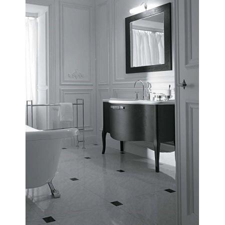 Globo Paestum Szafka stojąca pod umywalkę 104x60 cm, ciemny dąb PATL22
