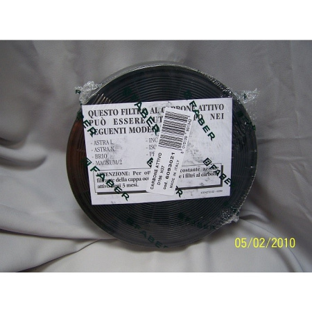 FABER filtr węglowy 112.0157.241