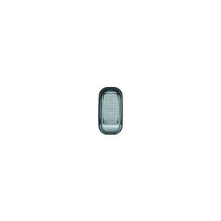 Blanco odsączarka transparentna szara do zlewozmywaków VIVA 6/6 S, NOVA 6/6 S, MULTI 6 S, MEDIAN 6 S (214443)