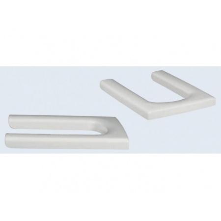Villeroy & Boch La Belle Deska do bidetu - Weiss Alpin Ceramicplus (9M1400R1)
