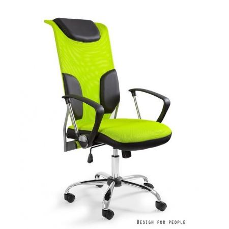 Unique Thunder Fotel biurowy, zielony W-58-9