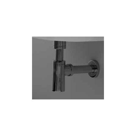 Kerasan Units syfon walec chrom 9005