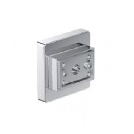 Emco Vara Element mocujący do serii Emco Vara Design 03 5,5x2,2x5,5 cm, chrom 428000102