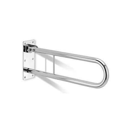 Koło poręcz ścienna łukowa uchylna BASIC 60 cm (L2161205)