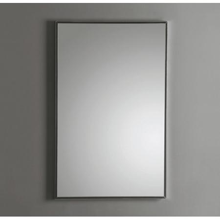 Simas Frozen Lustro prostokątne 90x60 cm, chrom FZS1