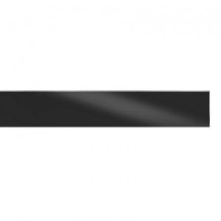 ACO ShowerDrain E+, E, M Ruszt szklany do odpływu liniowego 70 cm, czarny 9010.56.67