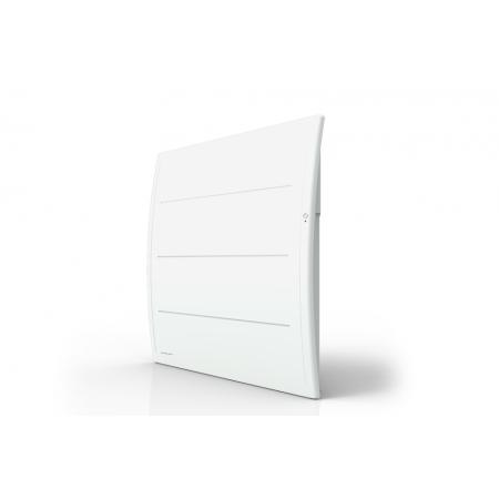 Airelec Adeos Grzejnik elektryczny radiatorowy 77,5x60,5 cm biały A693604