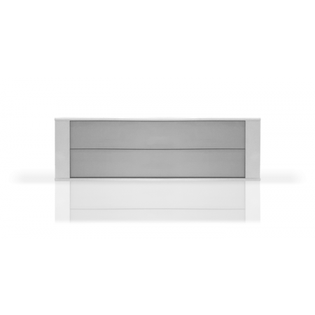 Airelec Dybox 2 Panel grzejny sufitowy 85x28 cm biały A750500