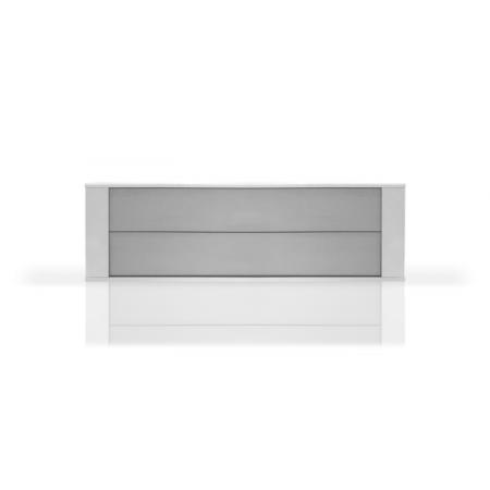 Airelec Dybox 2 Panel grzejny sufitowy 136x28 cm biały A750811
