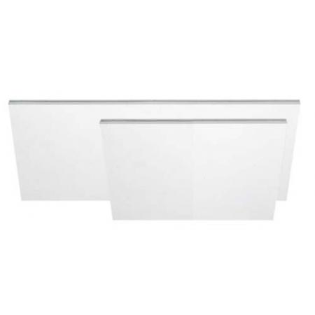 Airelec Dybox Panel grzejny sufitowy 119,2x59,2 cm biały A750443