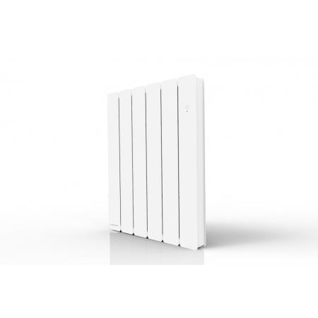 Airelec Fontea Grzejnik elektryczny radiatorowy 116x57 cm biały A693058
