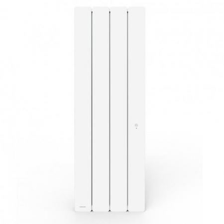 Airelec Fontea Grzejnik elektryczny radiatorowy 34,5x148,5 cm biały A693065