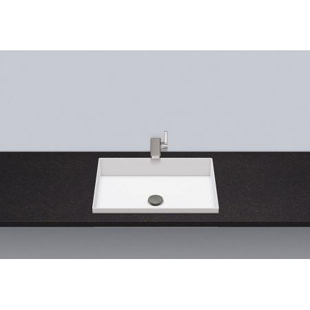 Alape EB.ME500 Umywalka wpuszczana w blat 52x39,5x11,1 cm, biała 2226503000