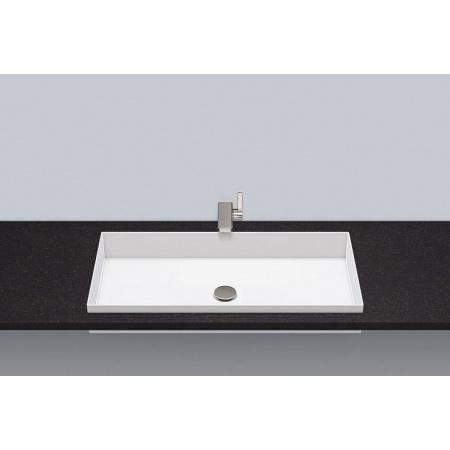 Alape EB.ME750 Umywalka wpuszczana w blat 77x39,5x11,1 cm, biała 2227503000