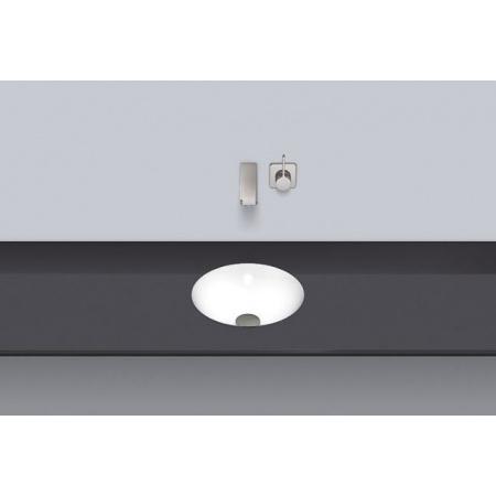 Alape FB.K300.GS Umywalka wpuszczana w blat 30x30x10 cm, biała 2416501000