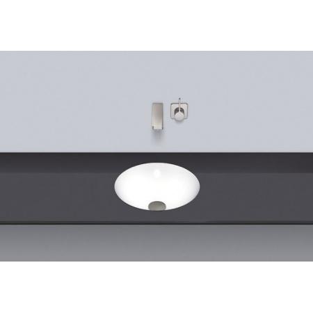 Alape FB.K360.GS Umywalka wpuszczana w blat 36x36x12,5 cm, biała 2417501000