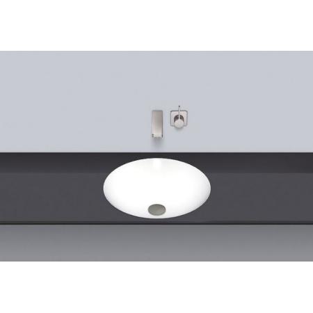 Alape FB.K450.GS Umywalka wpuszczana w blat 45x45x13 cm, biała 2418501000