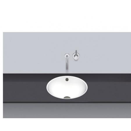 Alape FB.K450 Umywalka wpuszczana w blat 40,9x40,9x15,8 cm, biała 2412701000