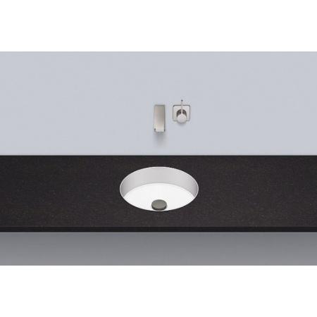 Alape FB.KE325 Umywalka wpuszczana w blat 34,6x34,6x10,4 cm, biała 2413503000