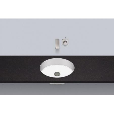 Alape FB.KE400 Umywalka wpuszczana w blat 42,1x42,1x11,4 cm, biała 2415503000