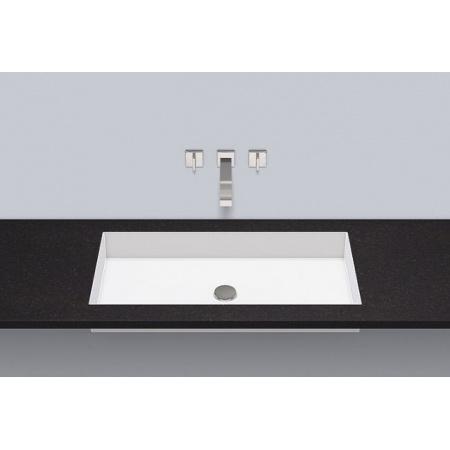 Alape FB.ME750 Umywalka wpuszczana w blat 77x39,5x11,1 cm, biała 2443503000
