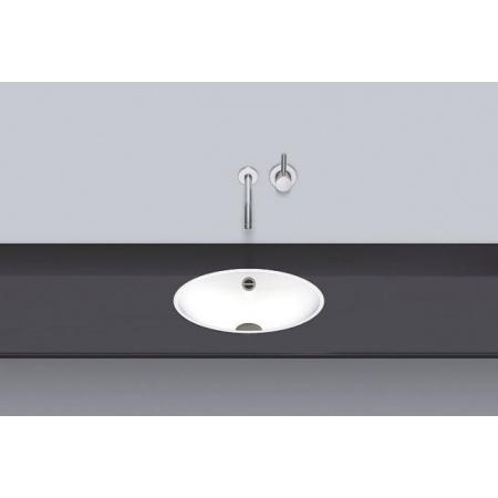 Alape FB.O425 Umywalka wpuszczana w blat 39,7x29,9x11 cm, biała 2430701000