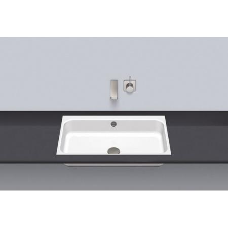 Alape FB.SR650.3 Umywalka wpuszczana w blat 62,4x40,2x12,7 cm, biała 2445703000