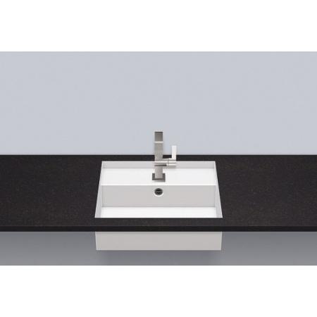 Alape FB.ST500H Umywalka wpuszczana w blat 52x44x17,4 cm, biała 2460603000