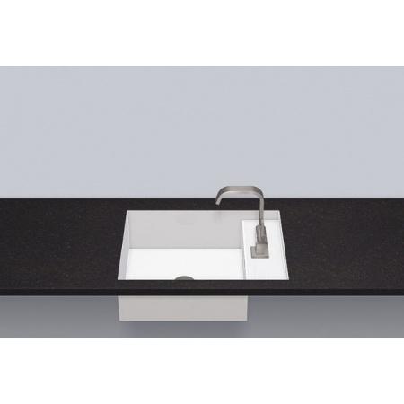Alape FB.ST525H.R Umywalka wpuszczana w blat 54,5x42x17,4 cm, biała 2462603000