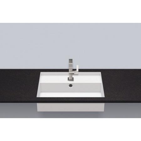 Alape FB.ST600H Umywalka wpuszczana w blat 62x44x17,4 cm, biała 2461603000
